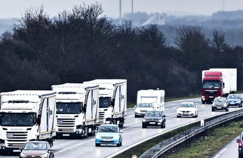 Вантажні автоперевезення в ЄС повернулися до передкарантинного рівня