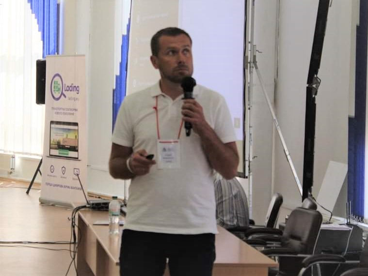 Lading.eu – на Ukrainian Logistics Conference 2020