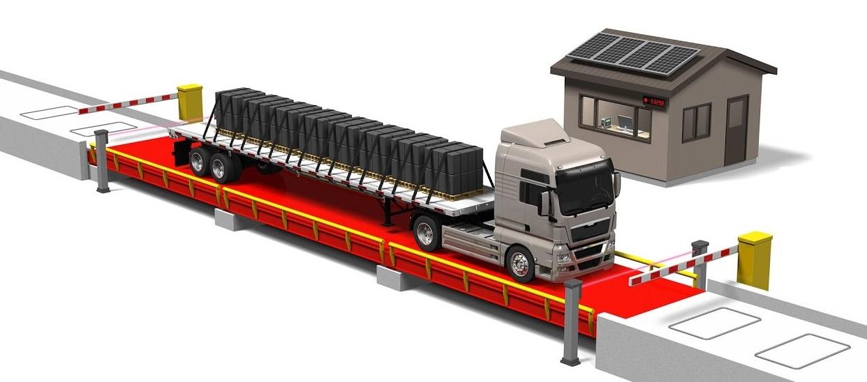 Ваговий контроль вантажівок зробили цілодобовим