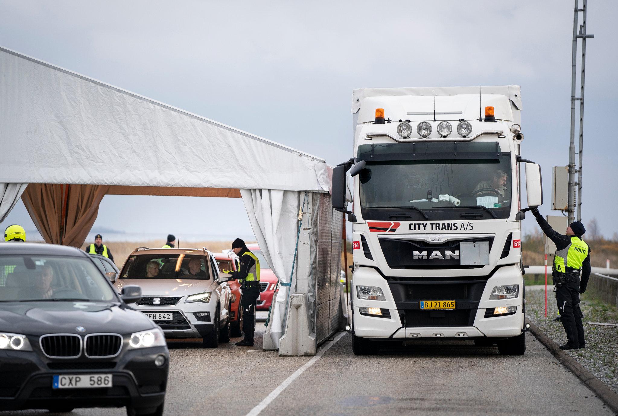 Данська поліція виявила нову схему незаконного каботажу