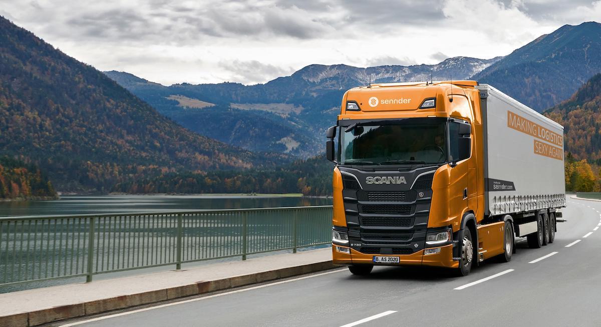 Uber Freight Europe продано німецькому сервісу Sennder