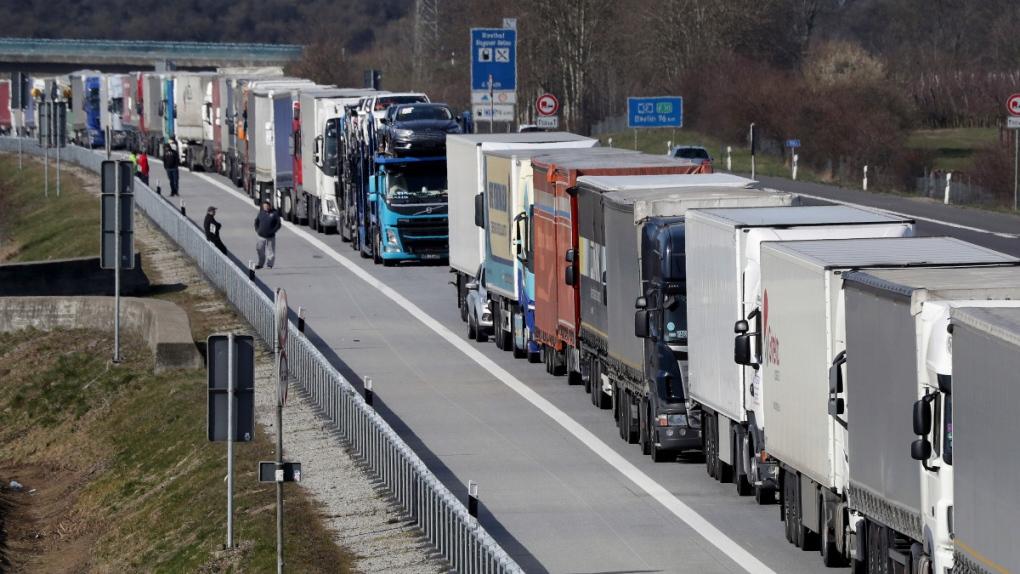 Австрійські перевізники вимагають закон проти демпінгу цін східноєвропейськими конкурентами