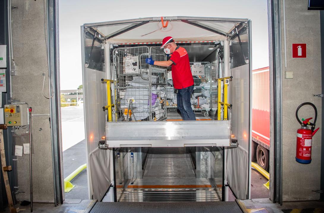 Двоповерхові вантажівки – менші пробіги, менші флоти