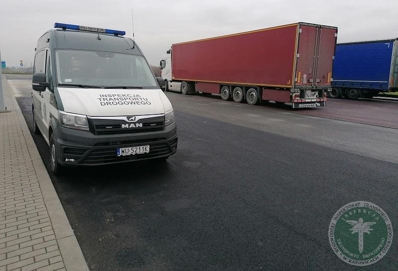 Українського перевізника оштрафували на 12000 злотих, водія – на 6250