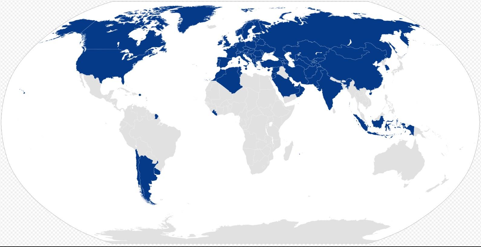До Конвенції МДП приєдналася сімдесят сьома країна