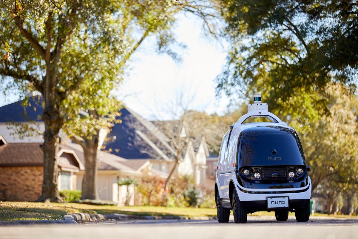 """У """"найтехнологічнішому"""" штаті США видали першу ліцензію на безпілотні перевезення вантажів"""