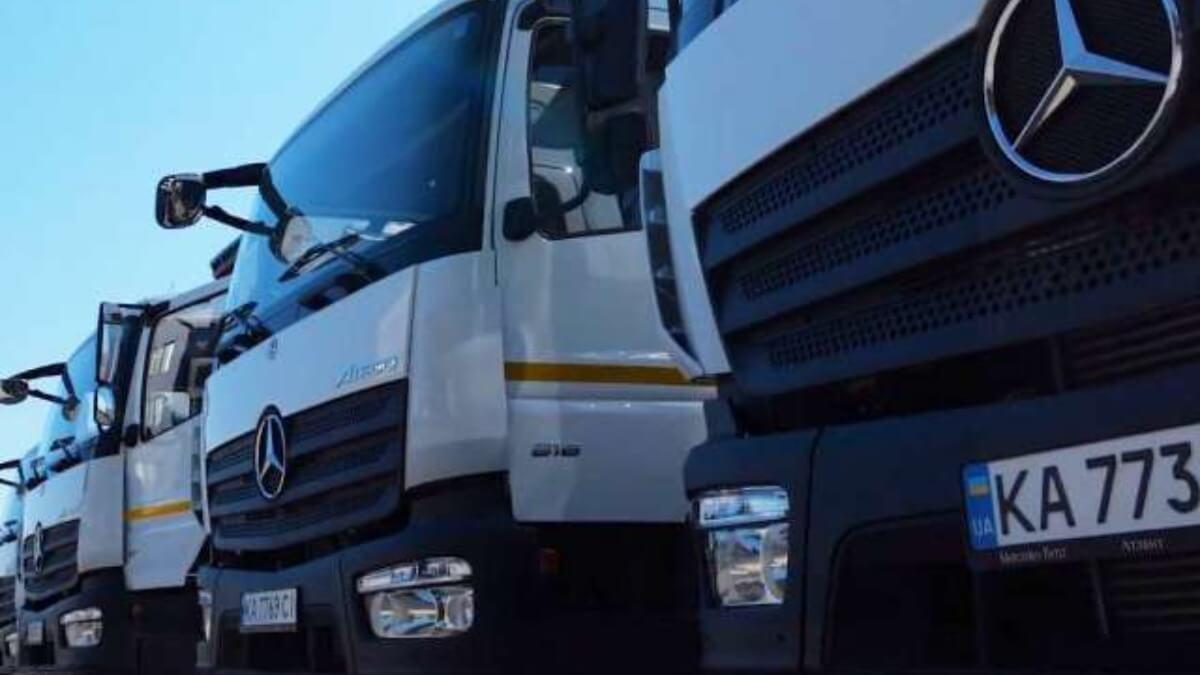 Мегавиробник курятини зайнявся вантажними автоперевезеннями