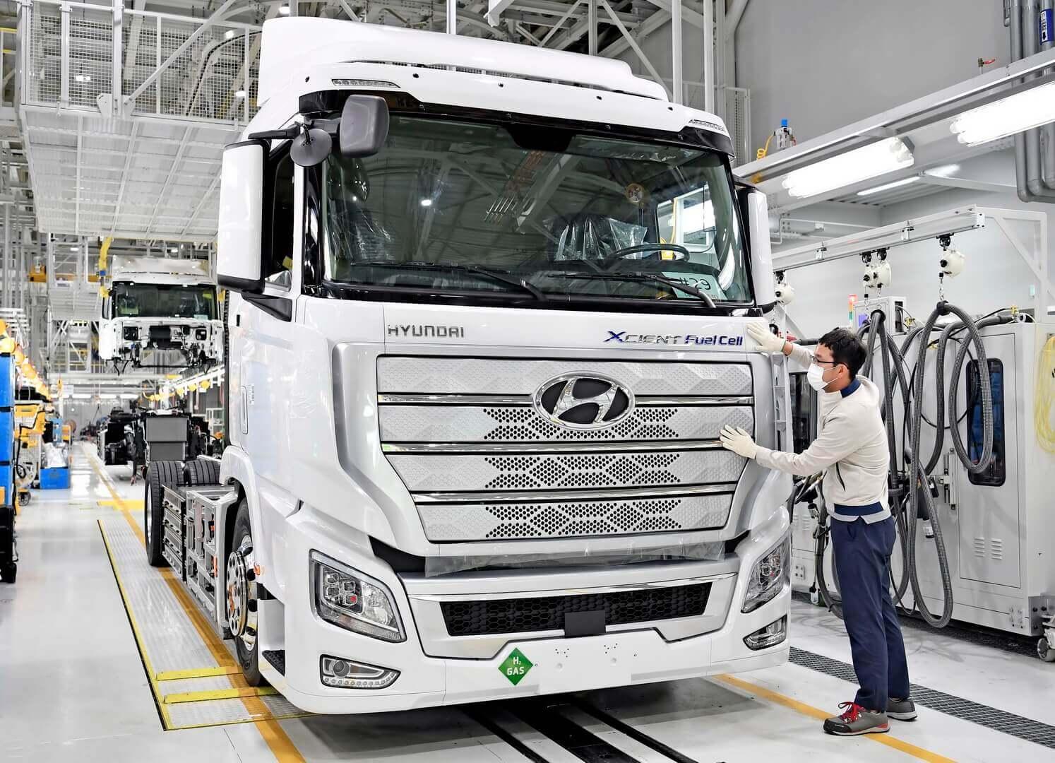 Hyundai Motor Company: стратегічна ставка – на водень
