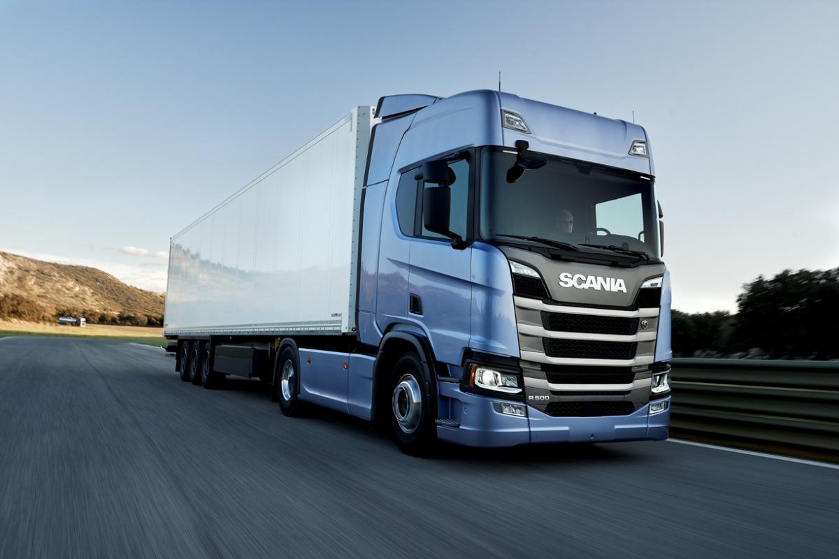 Німеччина запустила дуже вигідну для покупців вантажівок програму оновлення автопарку