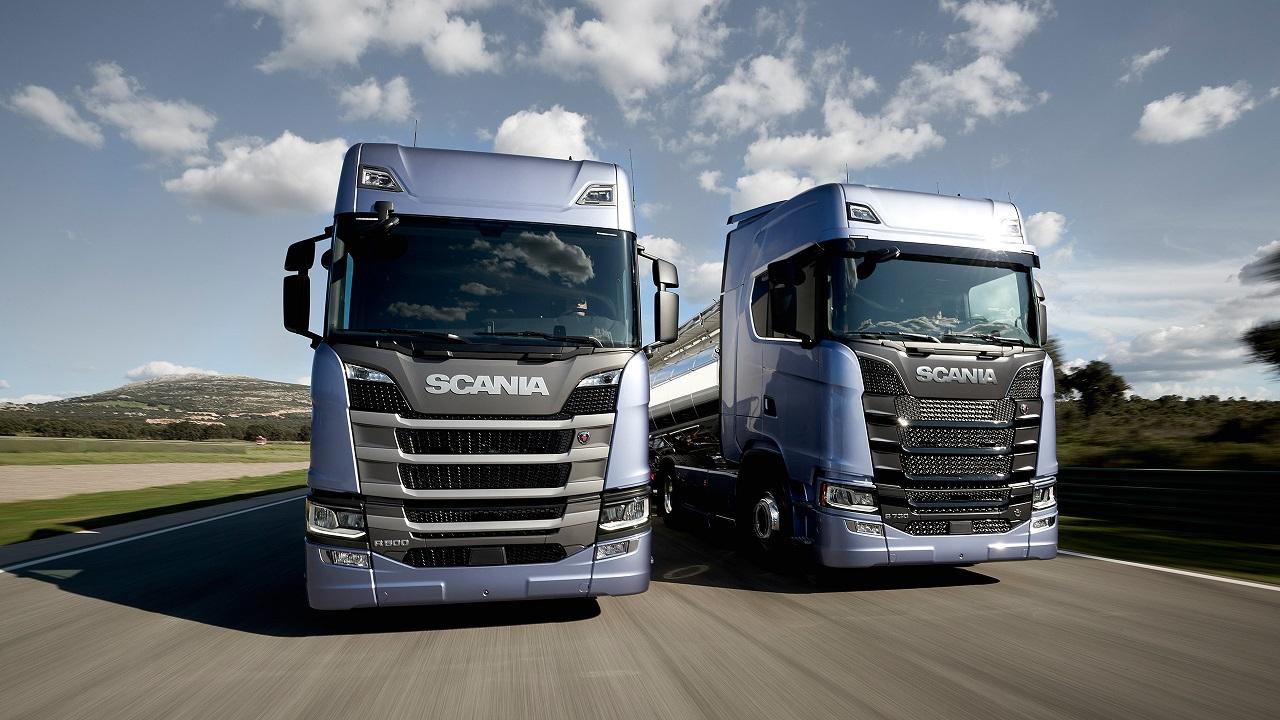 Scania: водень програє електриці як джерело енергії для вантажівок