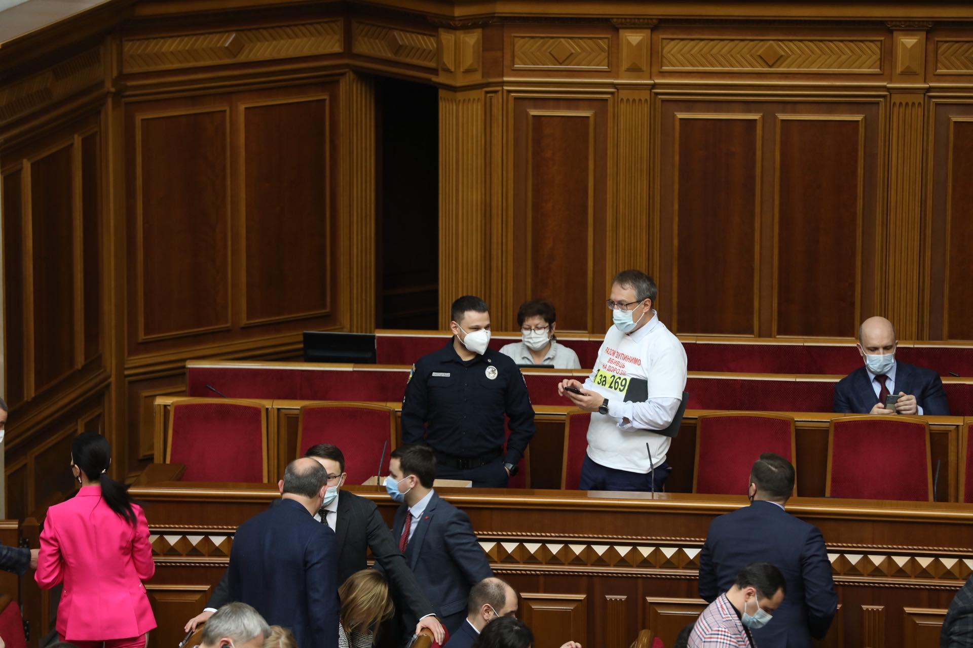 Верховна Рада посилила відповідальність за порушення ПДР