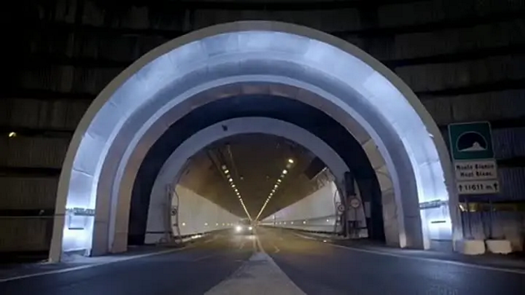 Монбланський тунель закрили на чотири ночі