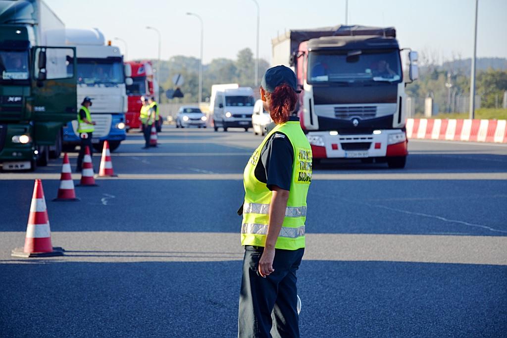 Ці 5 пунктів найчастіше перевіряють у водіїв вантажівок в Європі