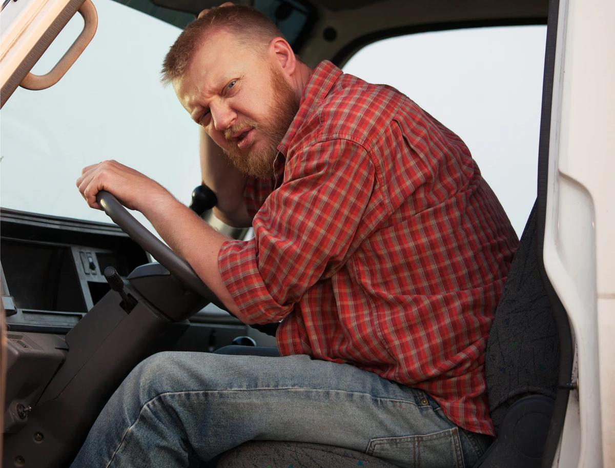 """Данія конфісковуватиме вантажівки за """"шалене водіння"""""""
