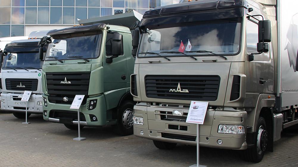 Україна де-факто зупинила експансію МАЗів на свій ринок