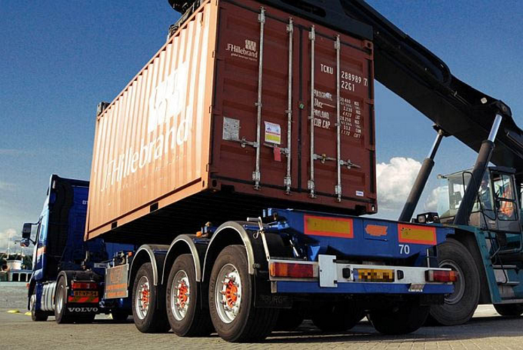 В Україні розкрилисхемурозкрадання порожніх контейнерів