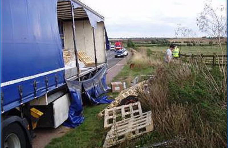 Реальні обсяги крадіжок вантажів перевищують офіційні