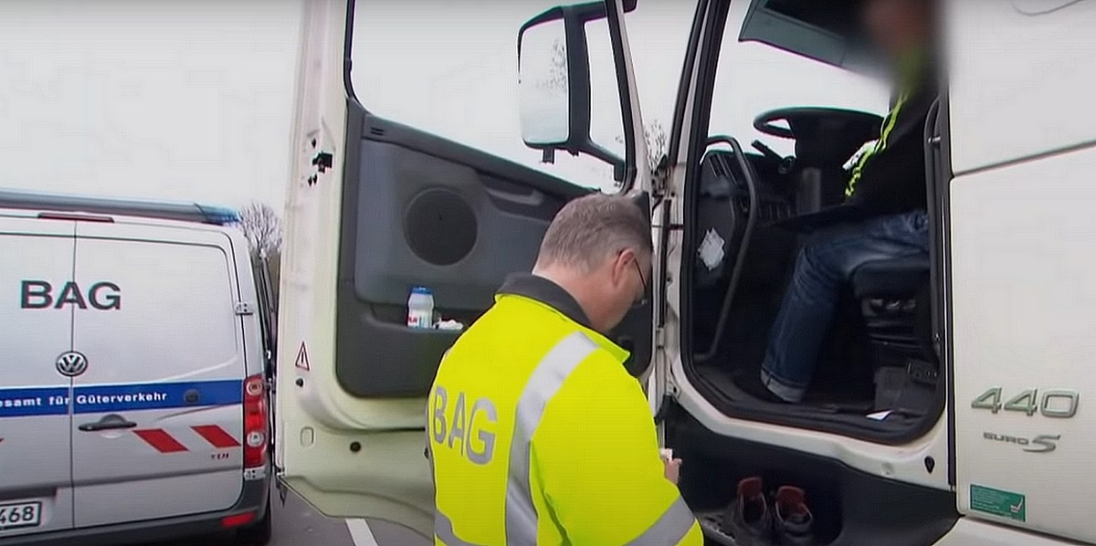 Німці штрафують східноєвропейських водіїв легше, ніж своїх