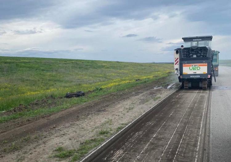 Бетонна дорога зі скловолокном. Нові технології – в Україні