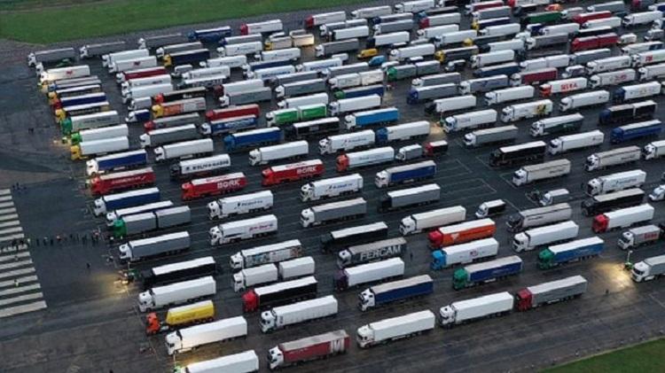 """Автоперевезення """"витягують"""" результат усієї транспортної галузі країни"""