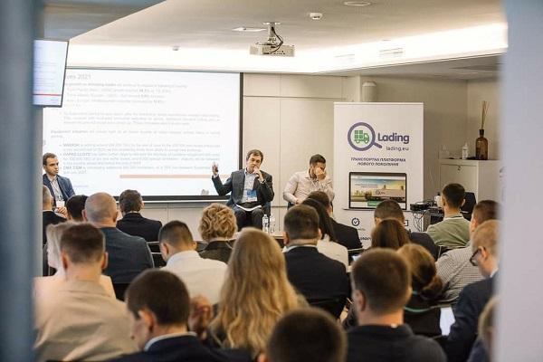 Платформа Lading.eu долучилась до організації низки конференцій