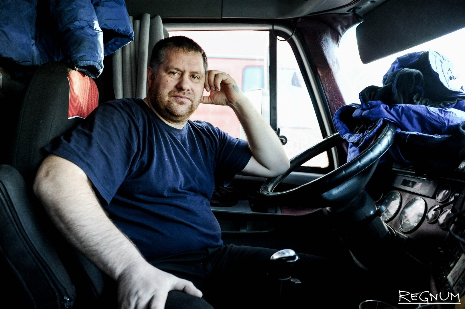Проблема нестачі кваліфікованих водіїв вантажівок стає критичною