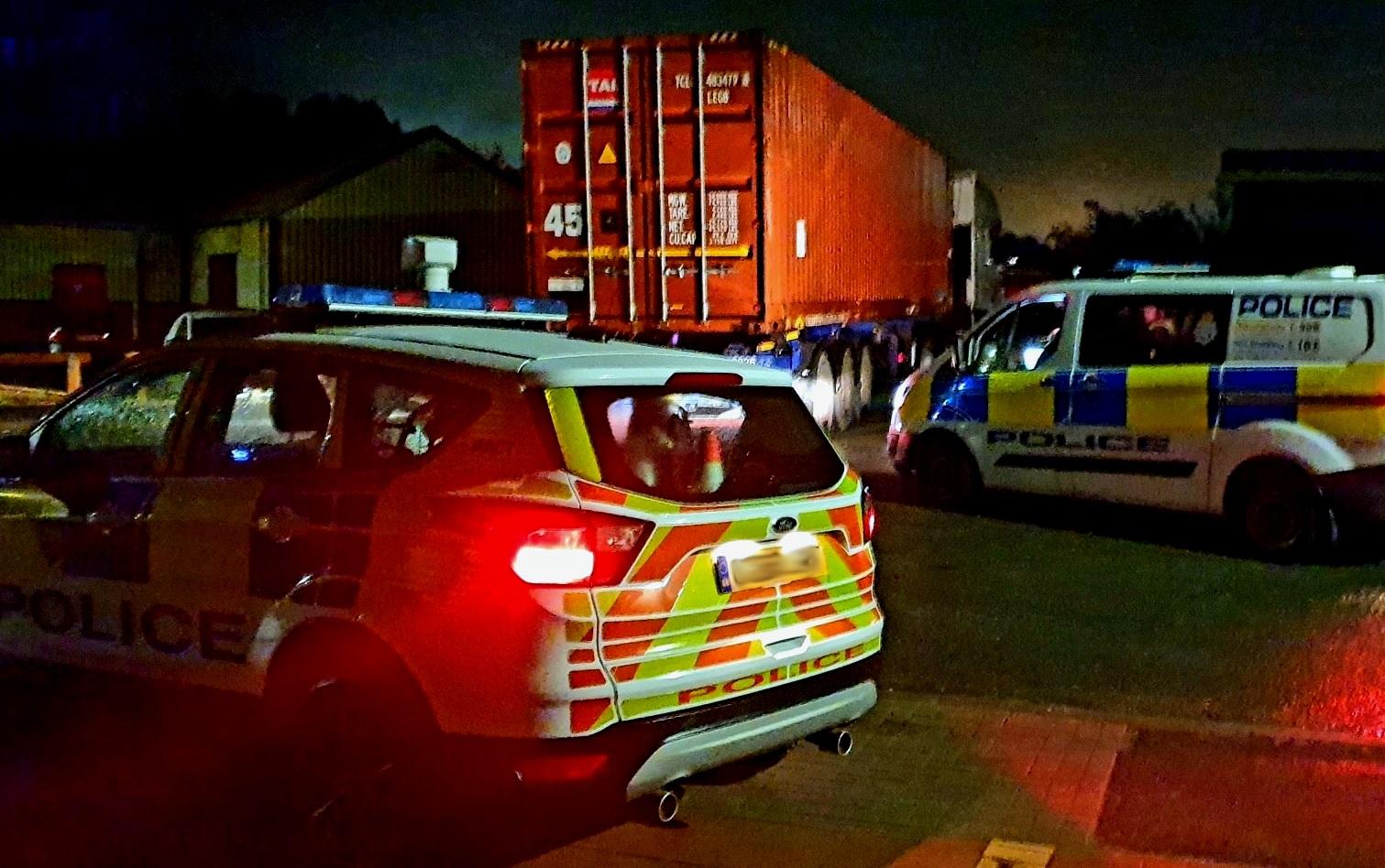 За весну викрали вантажів на 7 мільйонів євро