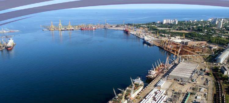 Інфраструктура українських портів зношена на 90%