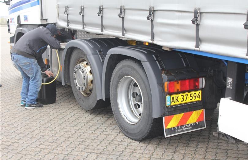 Поліція Данії безпорадна перед масовими крадіжками пального з вантажівок