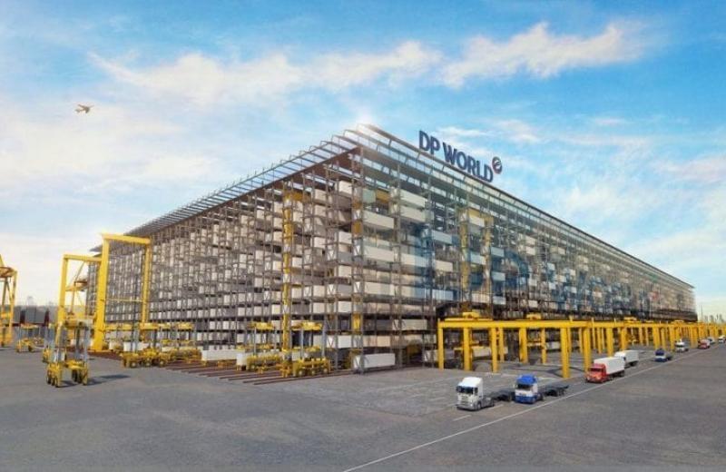 Нова технологія зберігання та обробки контейнерів - справжня революція