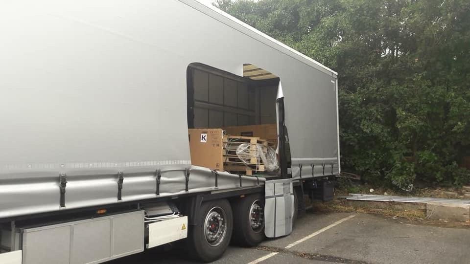 TAPA: в першому півріччікількість крадіжок вантажів істотно зменшилася