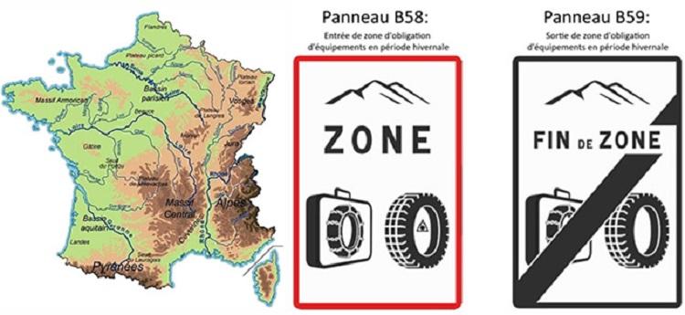 Франція встановила вимоги щодо проїзду вантажівок гірськими районами