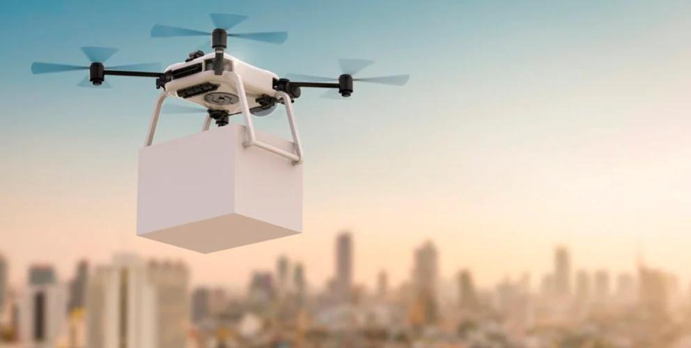 Із наступного року по Європі літатимуть вантажні дрони